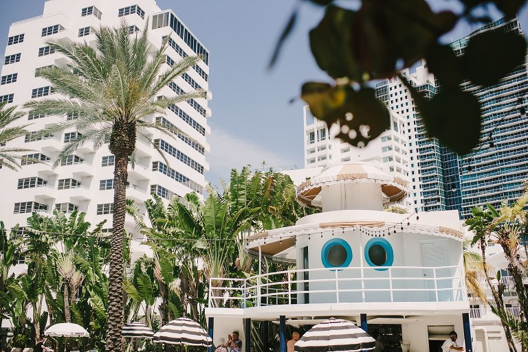South Beach Wedding Photography